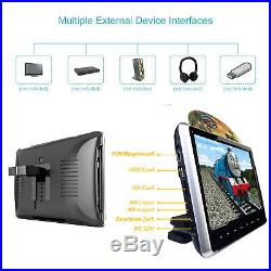 11.6 Digital Screen HD 1080P Headrest Car DVD Player Game HDMI/FM/IR/USB/SD