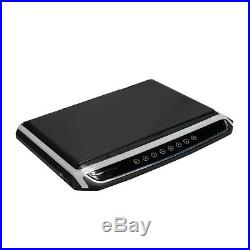 12.1'' HD Monitor Car Roof Mounted Flip Down MP4 MP5 Player DVD System SD Input