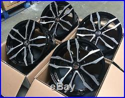 18 Velocity Alloy Wheels 5x120 Volkswagen Vw Transporter T5