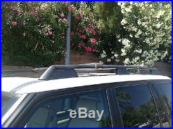 1995-2002 Genuine Land Rover OEM Range Rover P38 Factory Roof Rack with Hardware