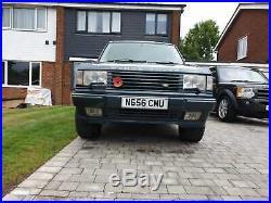 1996 Range Rover P38 Autobiography'SPECIAL VEHICLES' 4.6 V8 Auto 12 months MOT