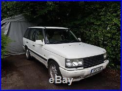 1998 p38 Range Rover Limited Edition Autobiography Petrol &LPG