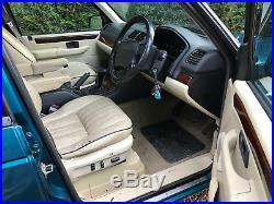 1999 Land Rover Range Rover P38 2.5 DSE Turbo Diesel AUTO-4x4-3 Owner-High Spec