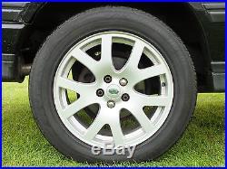 1999 Range Rover 2.5 DIESEL DHSE AUTO P38 BLACK