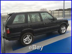 1999 Range Rover 4.0 SE V8 LPG auto P38 Classic 4x4 4WD Land Rover Dual fuel Gas