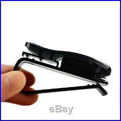 1X Eye Glasses Card Pen Holder Clip Car Vehicle Accessories Sun Visor Sunglasses
