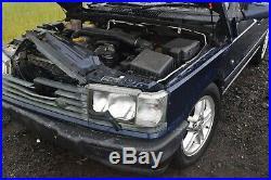 2000 Range Rover P38 2.5 Turbo Diesel Bmw Engine With Turbo Pump & Injectors