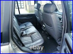 2000 Range Rover P38 4.6 Hse Auto Met Silver Fantastic Condition Superb 4x4