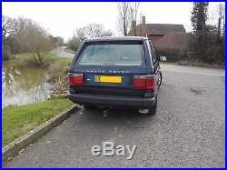 2001 Range Rover P38 Automatic 4.0 Litre Petrol