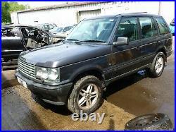 2001 Range Rover P38 X5 Interior Leather Seat Set With Door Cards Sas0051