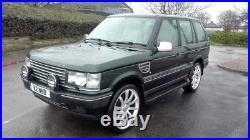 2002 Range Rover P38 2.5 Dhse Auto (bmw Diesel) Long Mot History Stunning Looks