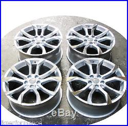 20 5x120 Load Rated Velocity Alloy Wheels Volkswagen Vw Transporter T5 Silver