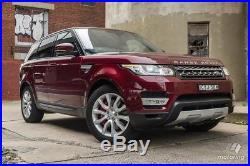 20 Genuine Range Rover Sport Vogue Discovery Alloy Wheels L322 Tyres