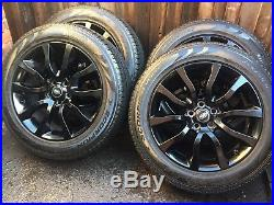 20 Genuine Range Rover Sport Vogue Discovery Hse Alloy Wheels Pirelli Tyres