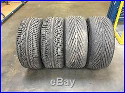 20 Used Genuine Range Rover Hst Alloy Wheels Tyres Transporter T5 5x120