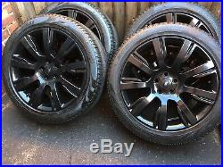 21 Range Rover Discovery Vogue Sport Svr Supercharged Alloy Wheels Tyres Rims