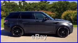 21 Range Rover Sport Vogue Dynamic L405 L494 Discovery Alloy Wheels Tyres