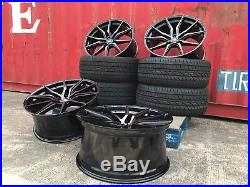 22 ALUWERKS RV117 alloy wheels & 285/35/22 tyres 5x120 Fit For BMW Range Rover