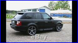 22 Range Rover Sport Vogue Discovery Hse Svr Alloy Wheels Excellent Tyres