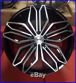 22 Riviera Rv180 Alloy Wheels Fits Range Rover Vogue Sport Discovery X5 X6