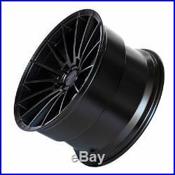 22 inch ZITO ZS15 5x120 BLACK 5 stud BMW Land Rover VW BMW X6 alloy wheels