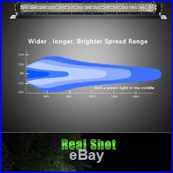 32Inch 1365W Led Work Bar Light for Tractor Boat OffRoad 4WD 4x4 Truck SUV ATV
