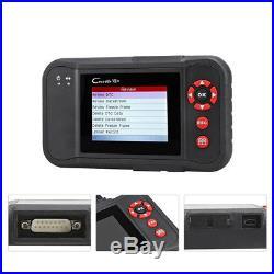 3.5'' Multi-languages Auto Diagnostic Code Reader EOBD OBD2 Scanner Tester Tool