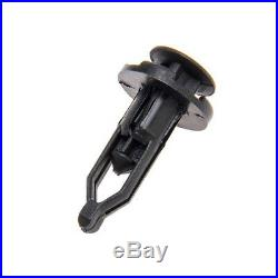 40Pcs Car Push Retainer Pin Body Bumper Rivet Trim Moulding Clip Accessories RW
