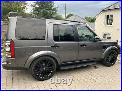 4 x AUTOBIOGRAPHY 21 RANGE ROVER SPORT VOGUE DISCOVERY ALLOY WHEELS TYRES