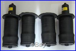 4pcs FOR RANGE ROVER P38 AIR SPRING BAG SUSPENSION Front&Rear RKB101460