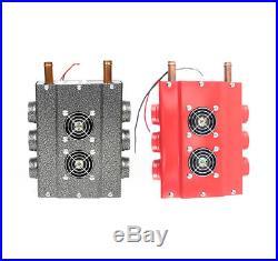 6Ports Heater Marine, Boat, Cab, Van, Camper Heat Fan with Speed Switch Set