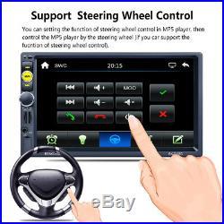 7'' HD Touch TFT Screen GPS Navigation Bluetooth MP3 Vedio Bluetooth Reversing