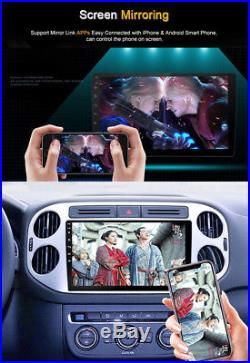 9 HD Touch Screen Android 6.0 Quad-Core 2+32G Car Stereo Radio GPS Wifi DVD 4G
