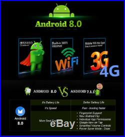 Android 8.0 Head Unit 9 HD Car Stereo Radio GPS SAT NAV DAB WiFi Bluetooth OBD