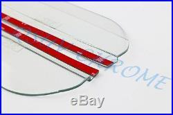 Car Accessories Clear Rearview Mirror Visor Shield Rain Water Rainproof Cover