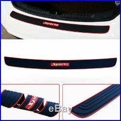 Car Accessories Rear Guard Bumper Scratch Protector of Non-slip Pad Cover Rubber