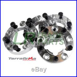 Discovery 2 & Range Rover P38 Terrafirma 30mm Wheel Spacers Spacer Set X4 Tf302