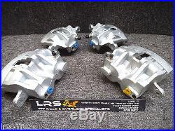 Discovery 2 TD5 & Range Rover P38All 4 Brake Calipers 2 X Front 2 X Rear