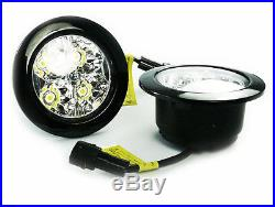 Drl Round High Quality Universal Extra Bright Autoswitch E4 Rl00 C