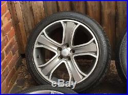 Genuine 20 Range Rover Sport Vw Transporter T6 T5 T5.1 Alloy Wheels Tyres