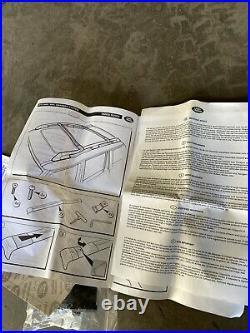 Genuine Original Range Rover P38 Roof Rail Cross Bar Rack STC8508 & Fitting Kit