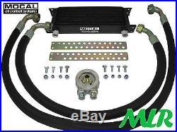 Land Range Rover V8 Sd1 3.5 3.9 Mocal 13 19 Row Engine Oil Cooler Kit Mlr. Rk