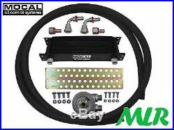 Land Range Rover V8 Sd1 3.5 3.9 Mocal 5/8bsp Rubber Hose Oil Cooler Kit Zo5k-3/4