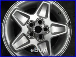 Land Rover 18 Mondial Alloy Wheel DISCOVERY 2 P38 RANGE ROVER set of 4 vw t4