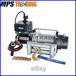 Land Rover Discovery 2 9000lb 12 Volt Electric Winch & Galvanised Cable- Db9000c