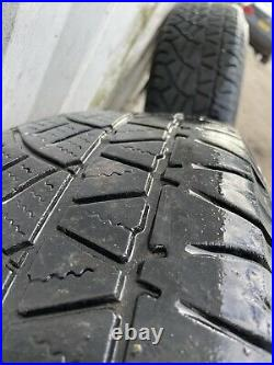 Land Rover Discovery 2 TD5 OR range rover P38 wheels and tires 235 70 16