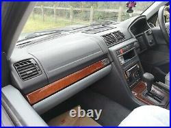 Low mileage Range Rover P38 4.0SE long MOT