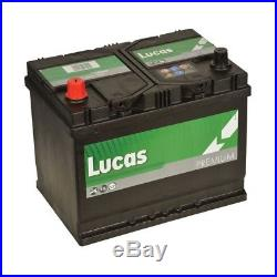 Lucas LP 069 Battery Land Rover 90/110 DEFENDER DISCOVERY 1&2 RANGE ROVER -02