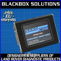 Nanocom Evolution Range Rover P38 Motronic Diagnostic (NCOM07)