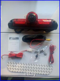 New Rear View Reverse Backup CCD Camera brake light camera For FIAT Ducato